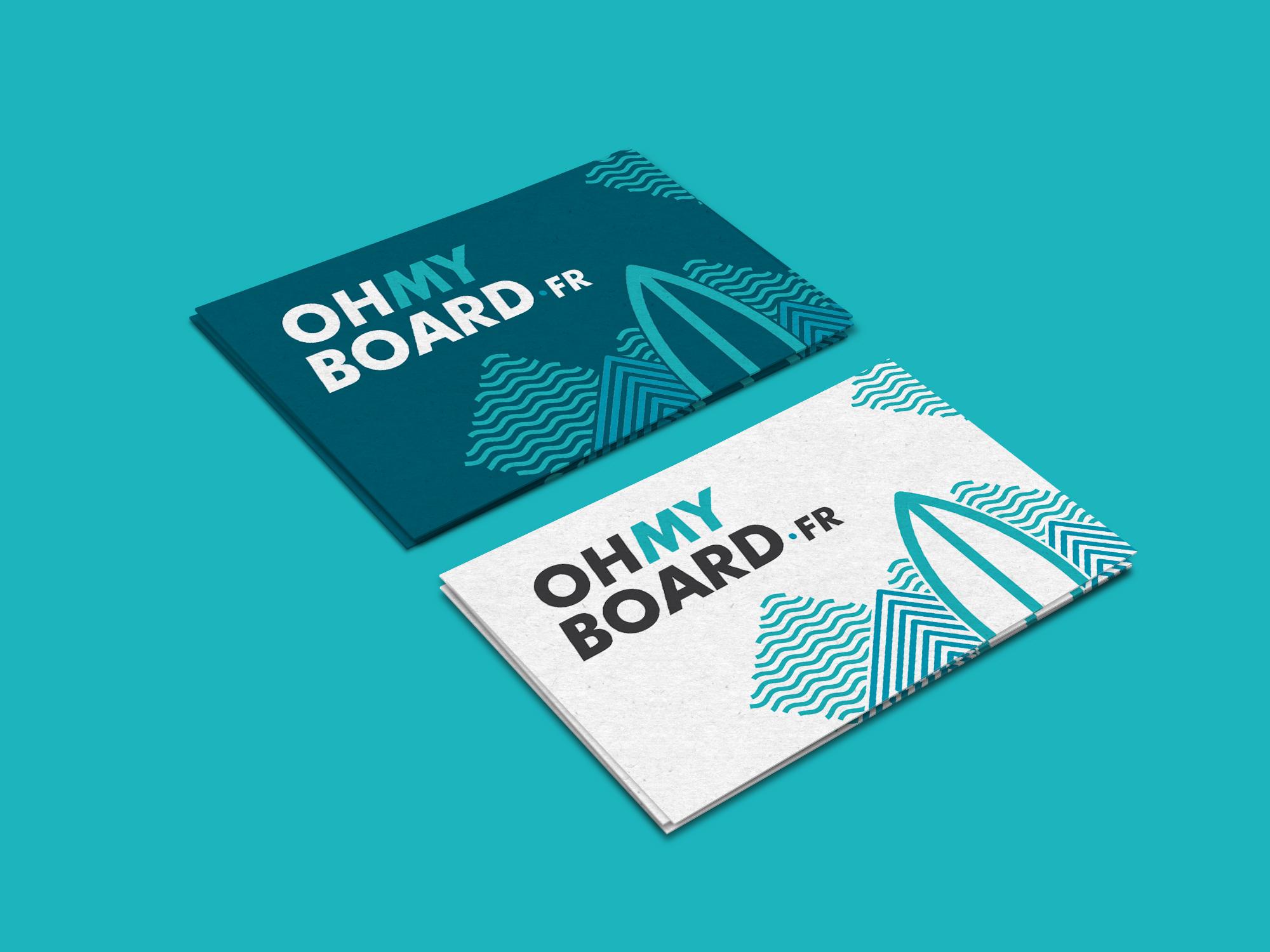 cartes visite OMB