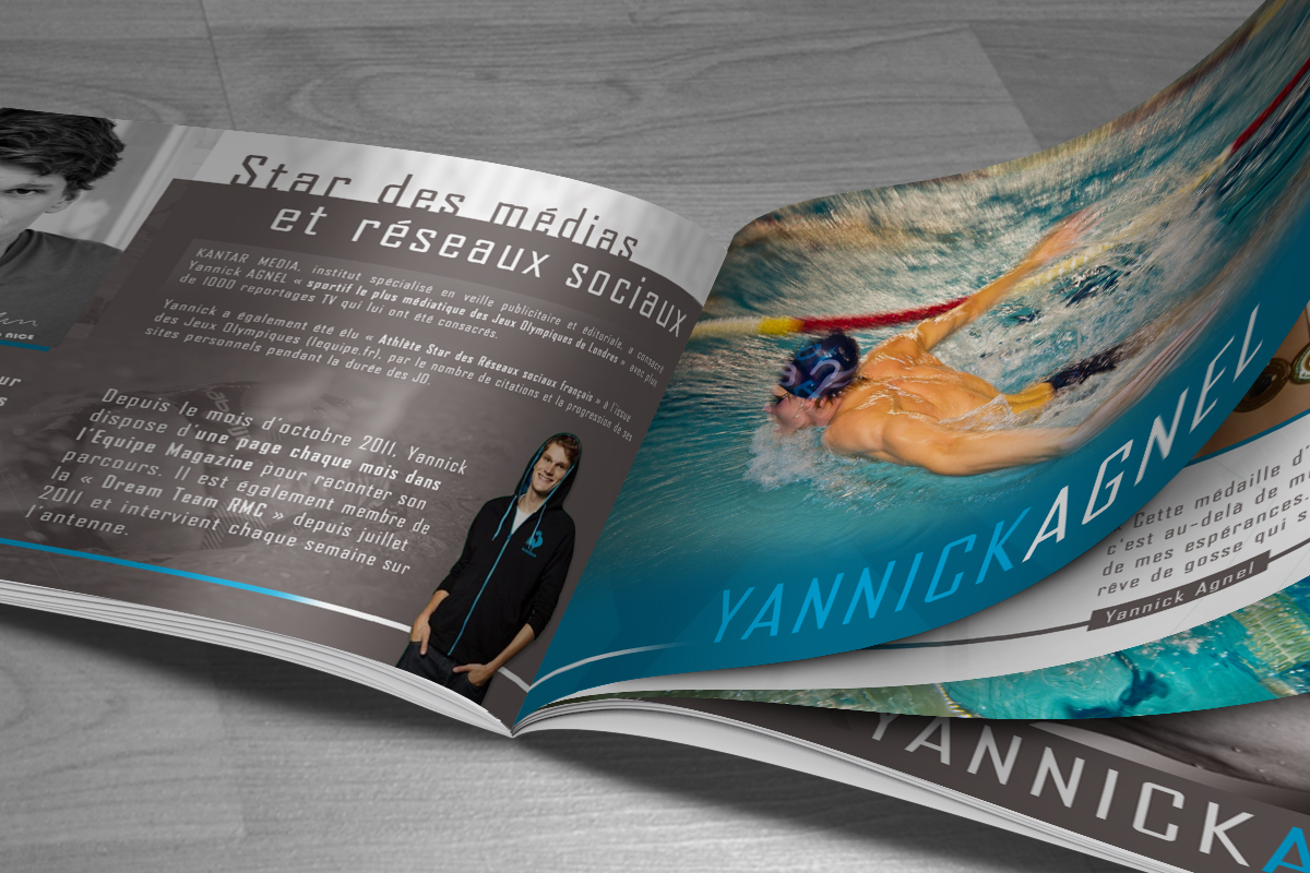 Dossier de Presse Yannick AGNEL 2