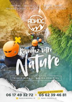 Visuel ADHOC Campagne été 2019