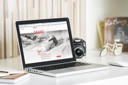 Webdesign MaTrace.com