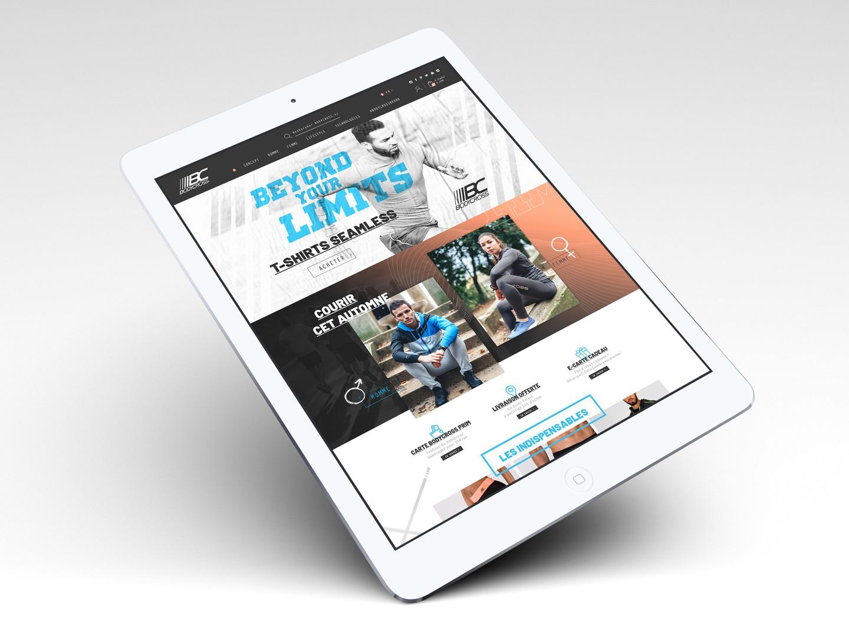 Webdesign Bodycross