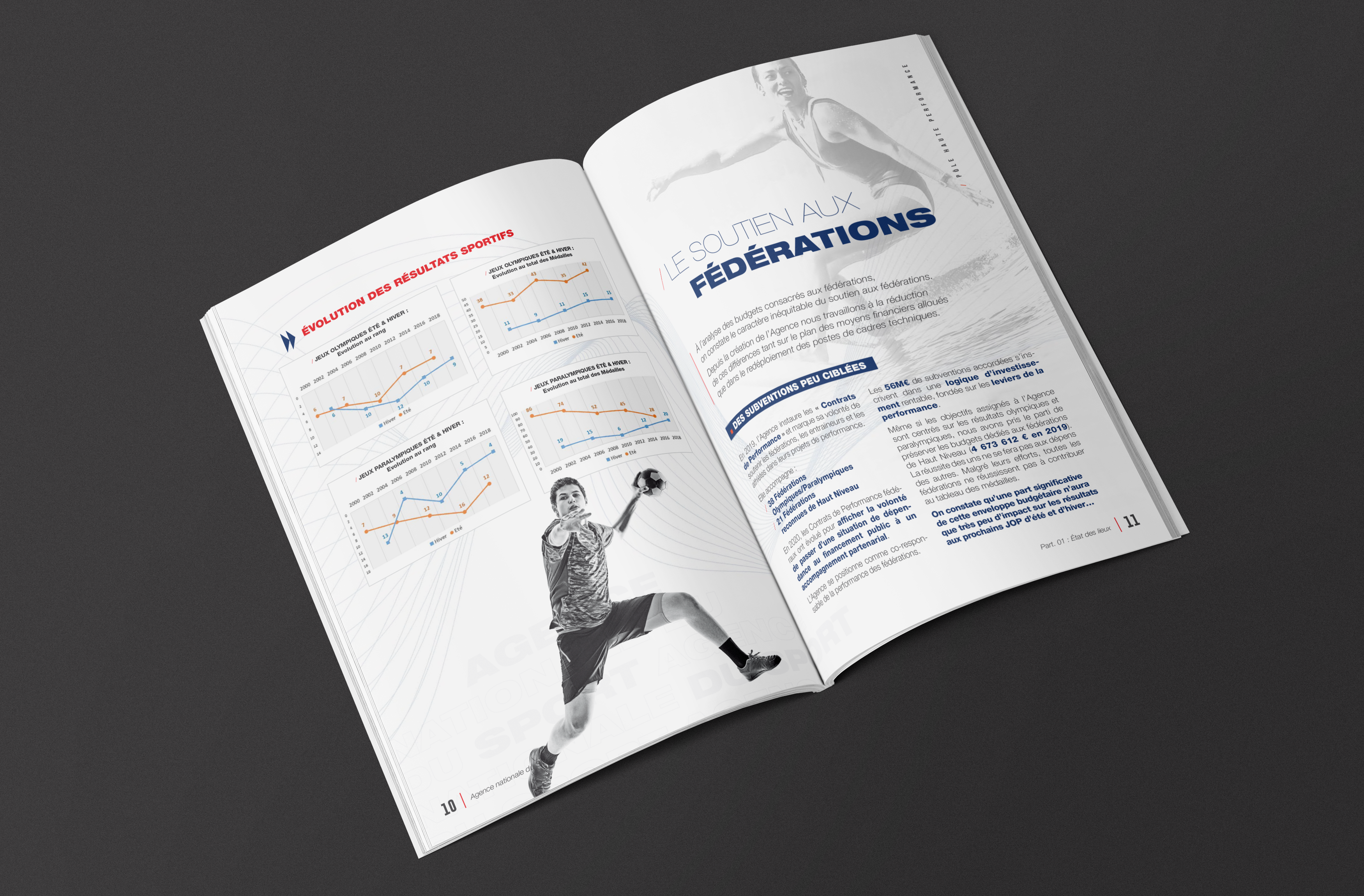 Brochure Ambition Bleue intérieur
