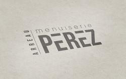 logo Menuiserie Perez