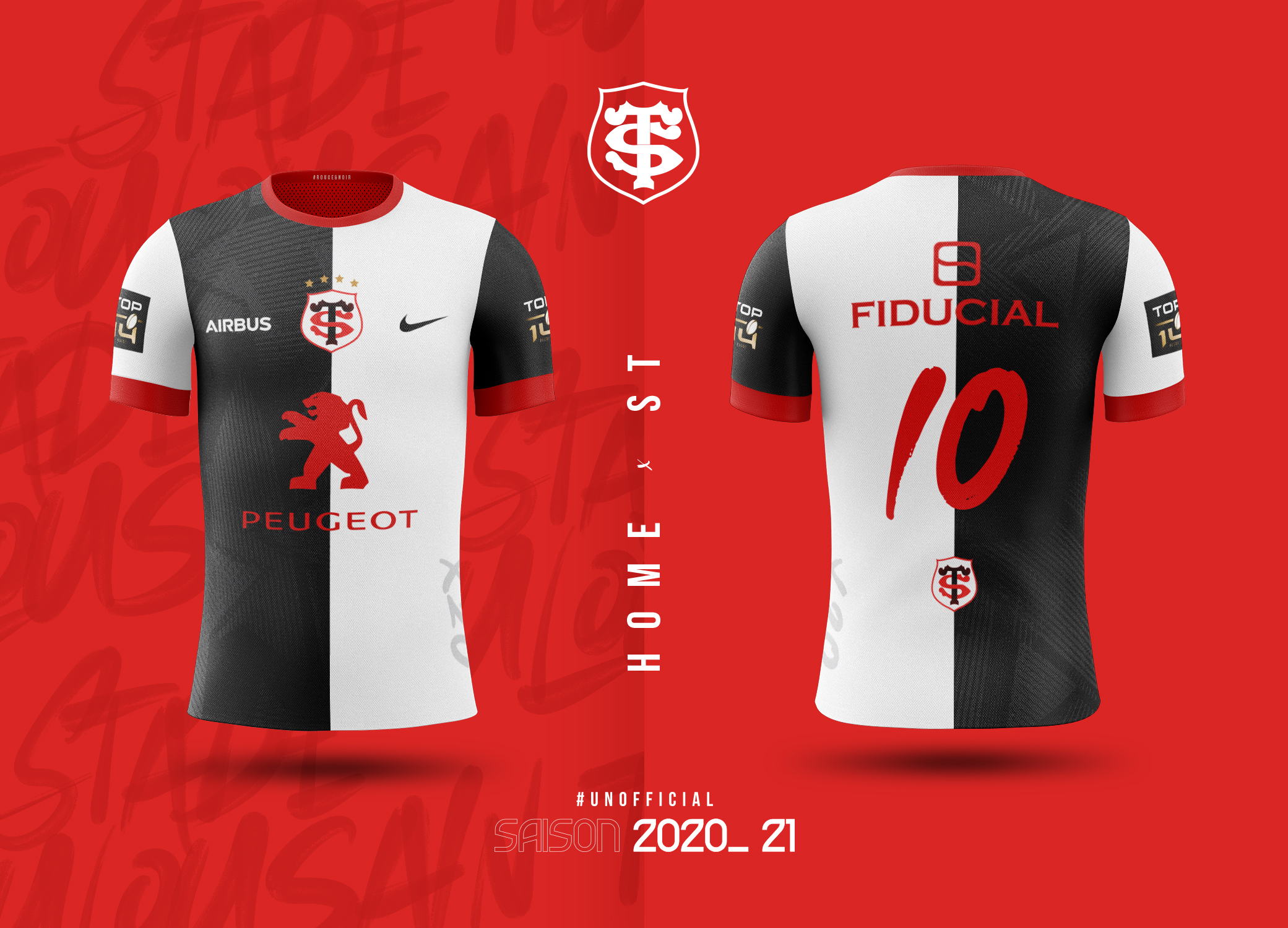 Maillot Home ST 2020-21