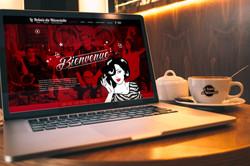 webdesign home Relais du Neouvielle