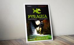 Affiche Pyragua