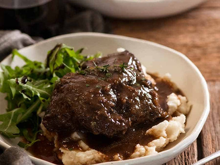 Recipe: Slow Cooked Beef Cheeks!
