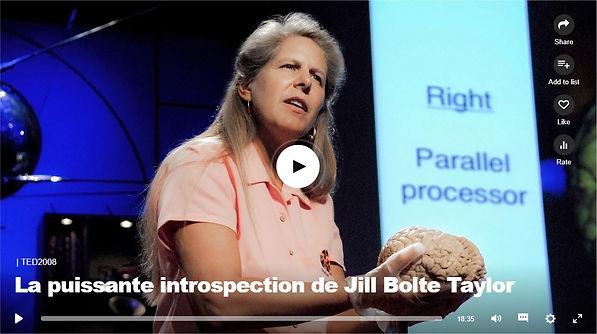 La puissante introspection de Jill Bolte