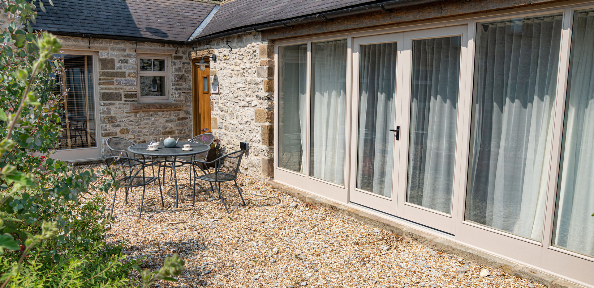 The Cowshed - sleeps 4