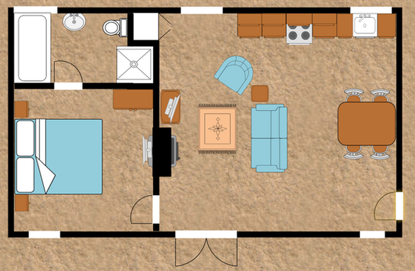 The Milking Parlour Layout