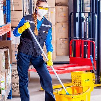 Nettoyage commercial et desbureaux
