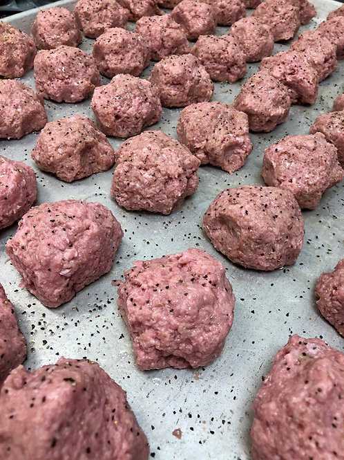 Cooked Ground Turkey by the Pound