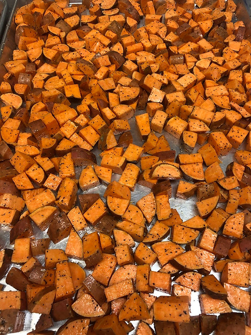 Sweet Potatoes By the Pound