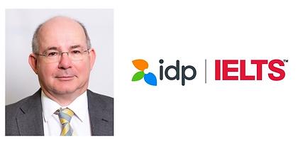 Derrick and IELTS IDP logo.PNG