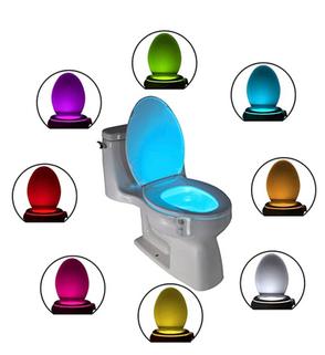 Luce a LED per la Tazza del WC