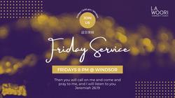 Friday Service (1)