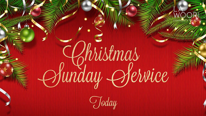 Christmas Sunday Service 12.20.2020 logo