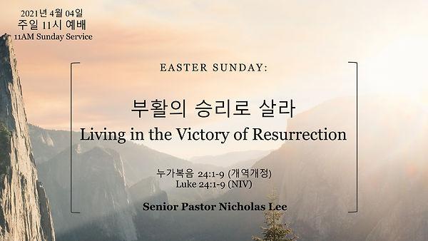 2021.04.04 Easter Sunday Sermon Title Sl
