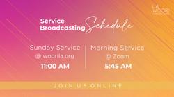 Service Broadcasting