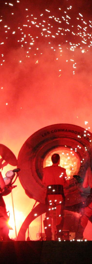 Mimos 2014 - Concert-feu