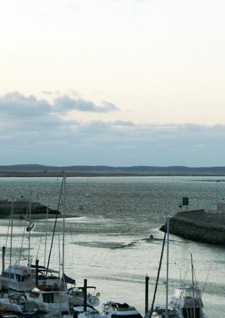 Le port d'Arcachon