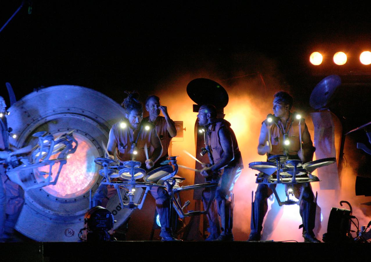 Concert feu - Mimos 2014