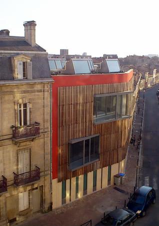 Quartier de la gare, Bordeaux