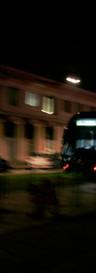 Tramway de nuit à Bordeaux