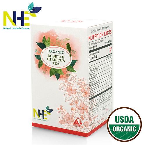 Organic Roselle Hibiscus Tea (有机洛神花茶)