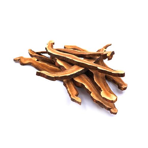 灵芝片 (Reishi mushroom/Ganoderma lucidum