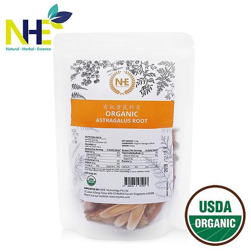 Organic Astragalus Root 有机黄芪斜片