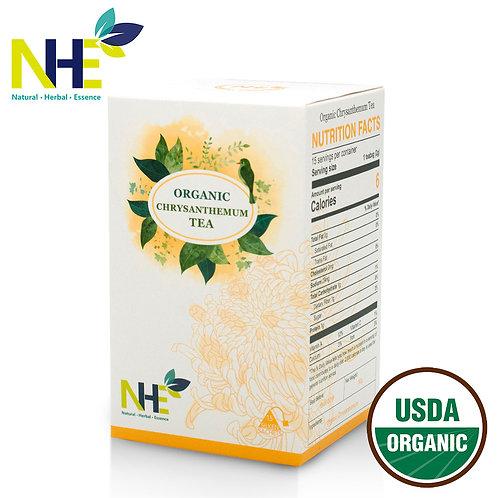 Organic Chrysanthemum Tea (有机菊花茶)