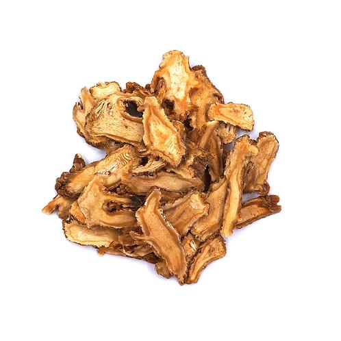 当归归头片 (Dong quai root/Radix Angelicae Sinensis)