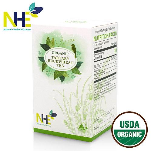 Organic Tartary Buckwheat Tea (有机苦荞茶)