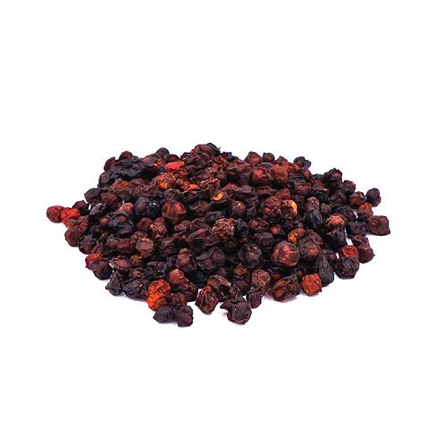 五味子 (Schizandra berry/Fructus Schisandrae Chinensis)