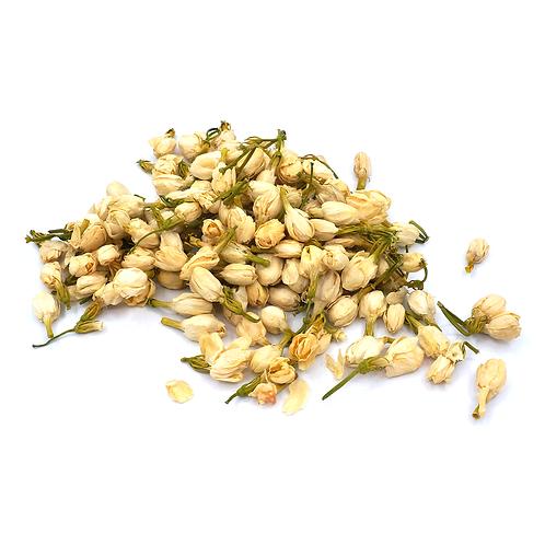 茉莉花 (Jasmin flower/Jasminum officinale L.)