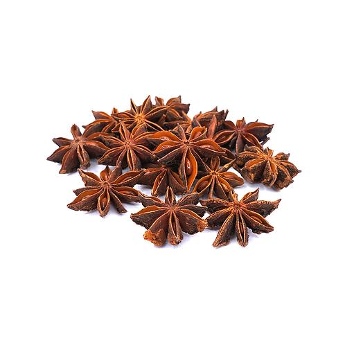 八角茴香 (Star Anise/Fructus Anisi Stellati)