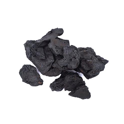 熟地黄片 (Rehmannia Root prepared/Radix Rehmanniae Preparata)