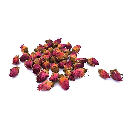 玫瑰花蕾 (Rose Bud/Rosa rugosa Thunb)