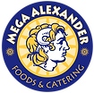 Mega Alexander Foods -  Mediterranean wedding catering Food