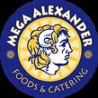 Mega Alexander Foods -  Mediterranean wedding catering Food