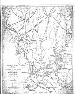Baton Rouge to Port Hudson-1