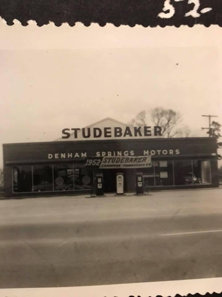 DS Studebaker