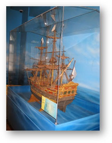 Model of French Ship of Iberville.jpg