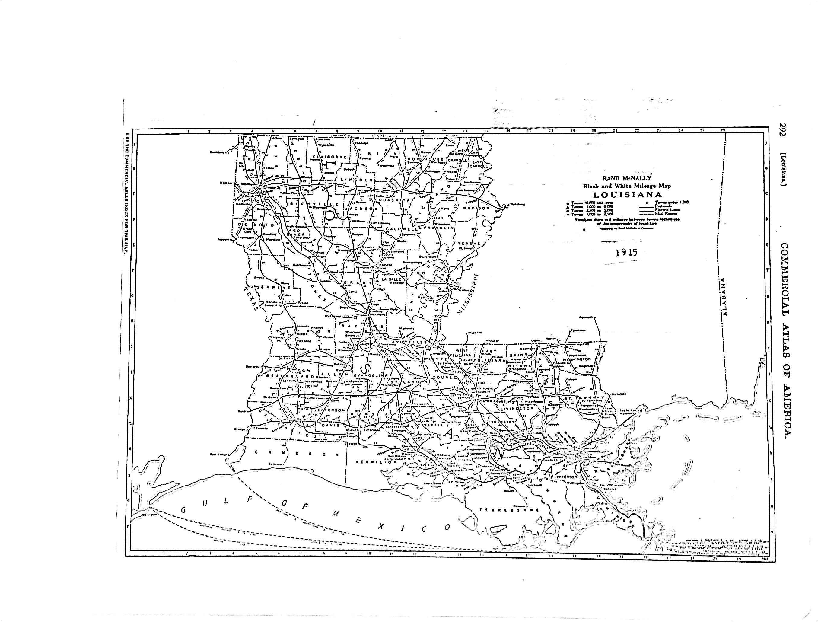 Louisiana 1915-1