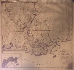 Louisiana 1834-1