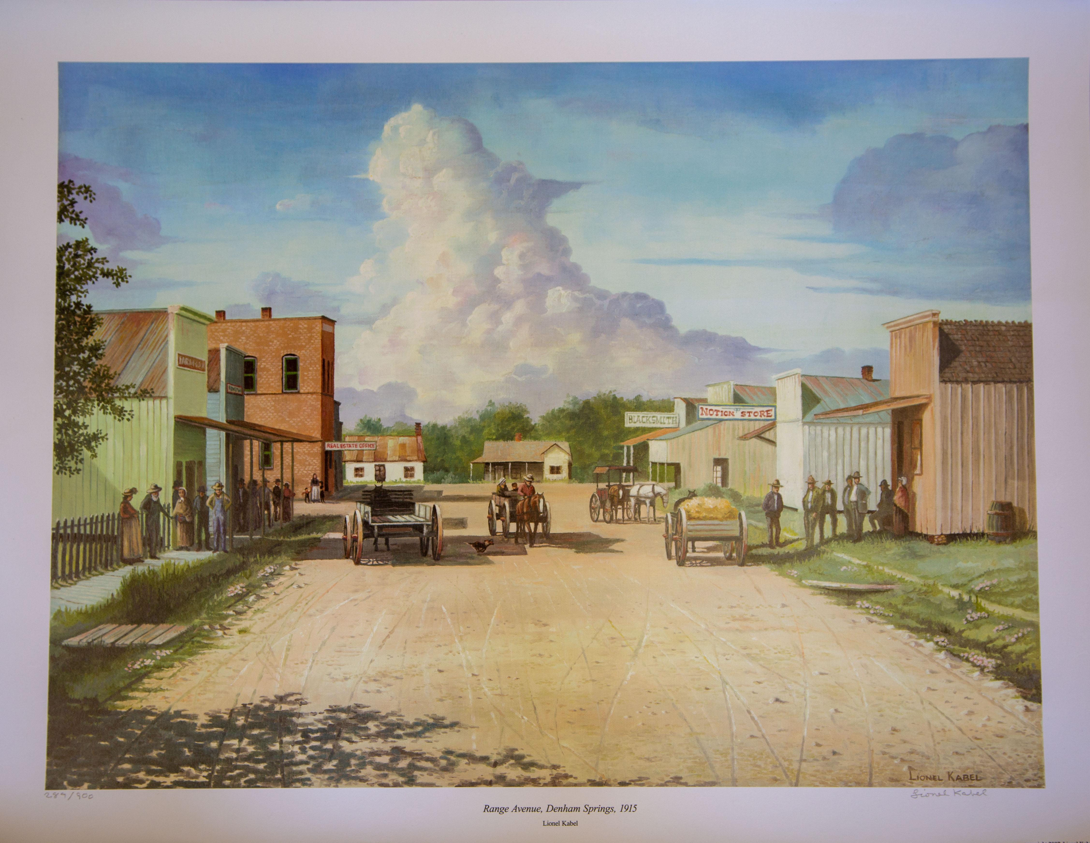 Range Avenue 1915
