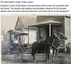 Julius Jones Funeral Home
