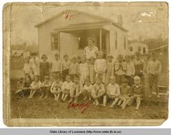 Barefoot school Livingston Elem