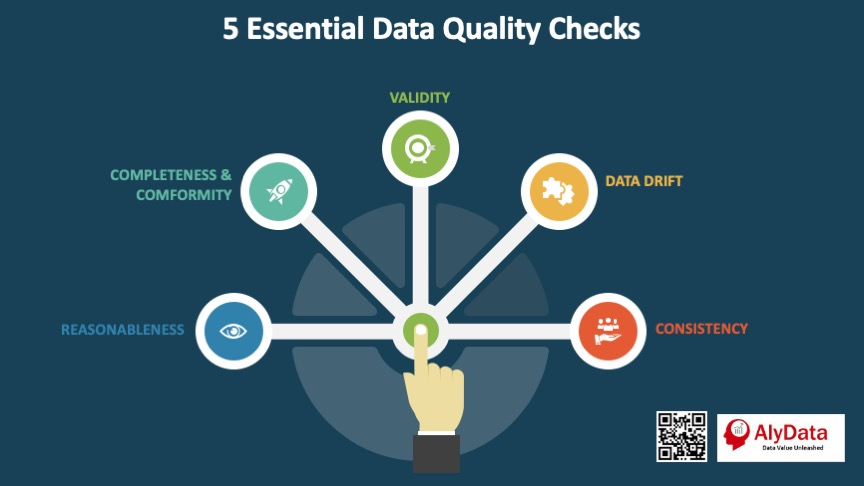 AlyData - 5 Essential Data Quality Check